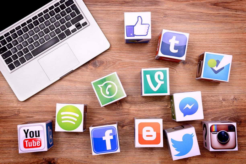 خدمات شبکه های اجتماعی